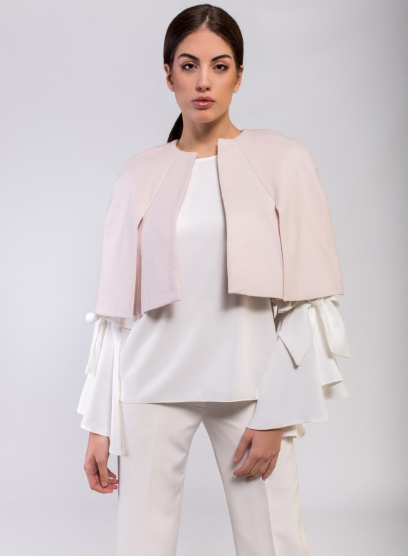 Blush Pink Cape – Feature