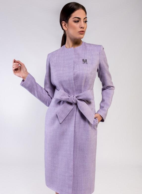 Lavander Purple Coat – Featured